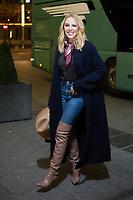 Kylie Minogue arrives at her hotel in Brussels - Exclu - Belgium