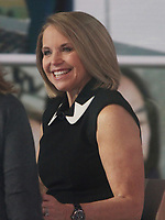 NEW YORK, NY April 11, 2018: Katie Couric at Today Show to talk about new documentary series America Inside Out with Katie Couric in New York. April 11, 2018 <br /> CAP/MPI/RW<br /> &copy;RW/MPI/Capital Pictures