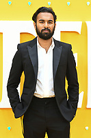 "Himesh Patel<br /> arriving for the ""Yesterday"" UK premiere at the Odeon Luxe, Leicester Square, London<br /> <br /> ©Ash Knotek  D3510  18/06/2019"