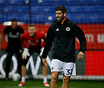 Ched Evans of Sheffield Utd during the Championship match at the Macron Stadium, Bolton. Picture date 12th September 2017. Picture credit should read: Simon Bellis/Sportimage