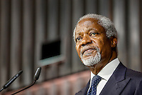 Kofi Annan - Graduate Institut Geneva