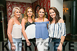 Ladies enjoying a night out on Saturday night at Cassidy's   l-r  Michelle Galvin, Ashling Kerins, Emma O'Brien and Grace Commerford