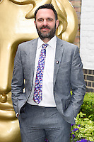 Shaun Keaveny<br /> arrives for the BAFTA TV Craft Awards 2016 at the Brewery, Barbican, London<br /> <br /> <br /> &copy;Ash Knotek  D3109 24/04/2016