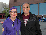 Jan and Bill Bengiveno from San Jose, CA during the 49th Annual Journal Jog in Reno, Nevada on Sunday, September 10, 2017.