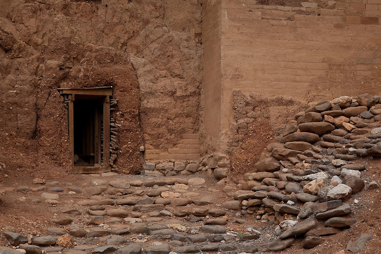 The ancient city of Laish still claims the most ancient gate in existence; a canaanite gate about 4000 years old.
