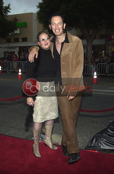 Steve Valentine and wife Shari