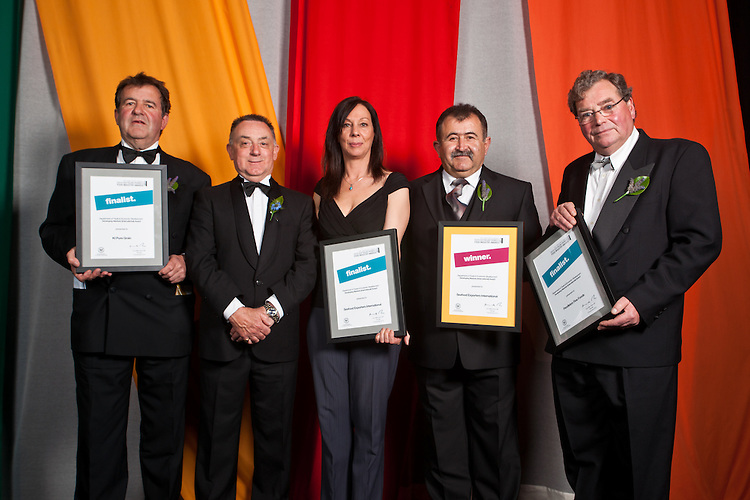 2010 Premiers Food Awards Dinner.Department of Trade and Econimic Development Developing Markets  International. Finalists Group.