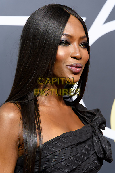 Naomi Campbell arrives at the 75th Annual Golden Globe Awards at the Beverly Hilton in Beverly Hills, CA on Sunday, January 7, 2018.<br /> *Editorial Use Only*<br /> CAP/PLF/HFPA<br /> &copy;HFPA/PLF/Capital Pictures