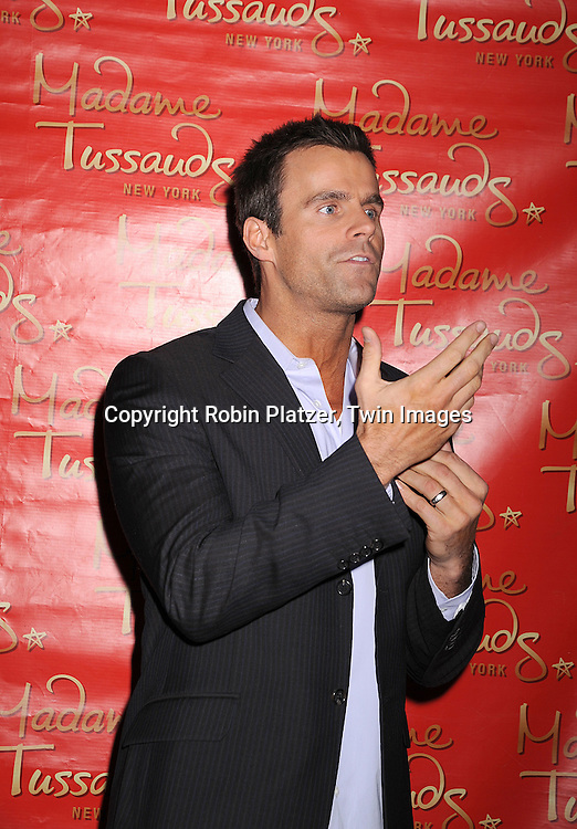 Cameron Mathison .at the unveiling of the Susan Lucci wax figure at.Madame Tussaud's New York on February 12, 2008. Afterwards there were audtions for a walk-on role on All My Children...Photo by Robin Platzer, Twin Images..212-935-0770