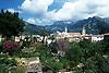 view over Soller to the mountain Mig Dia and the Tramontana mountains<br /> <br /> vista sobre S&oacute;ller hac&iacute;a el monte Mig Dia y la Sierra de Tramontana (cat.: Serra de Tramuntana)<br /> <br /> Blick &uuml;ber S&oacute;ller auf den Berg Mig Dia und das Tramontana Gebirge<br /> <br /> 1500 x 1000 px<br /> Original: 35 mm slide transparency