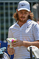 Tommy Fleetwood (ENG) prepares to tee off on 10 during Round 2 of the Zurich Classic of New Orl, TPC Louisiana, Avondale, Louisiana, USA. 4/27/2018.<br /> Picture: Golffile | Ken Murray<br /> <br /> <br /> All photo usage must carry mandatory copyright credit (&copy; Golffile | Ken Murray)
