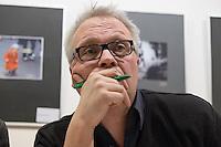 2014/02/04 Portrait | Peter Mertens | Der Partei der Arbeit Belgien