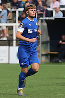 Laurence Maguire of Chesterfield, brother of England and Manchester United's Harry Maguire during Bromley vs Chesterfield, Vanarama National League Football at the H2T Group Stadium on 7th September 2019