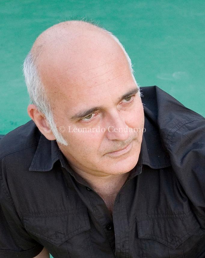 Ludovico Einaudi, Italian composer and pianist.