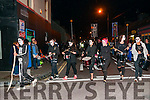Listowel Halloween Parade: Taking part in the annual Halloween organized by the Listowel KDYS on Saturday evening last.