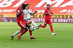 Joshua Sargent (Werder Bremen #19)<br /> <br /> <br /> Sport: nphgm001: Fussball: 1. Bundesliga: Saison 19/20: 33. Spieltag: 1. FSV Mainz 05 vs SV Werder Bremen 20.06.2020<br /> <br /> Foto: gumzmedia/nordphoto/POOL <br /> <br /> DFL regulations prohibit any use of photographs as image sequences and/or quasi-video.<br /> EDITORIAL USE ONLY<br /> National and international News-Agencies OUT.