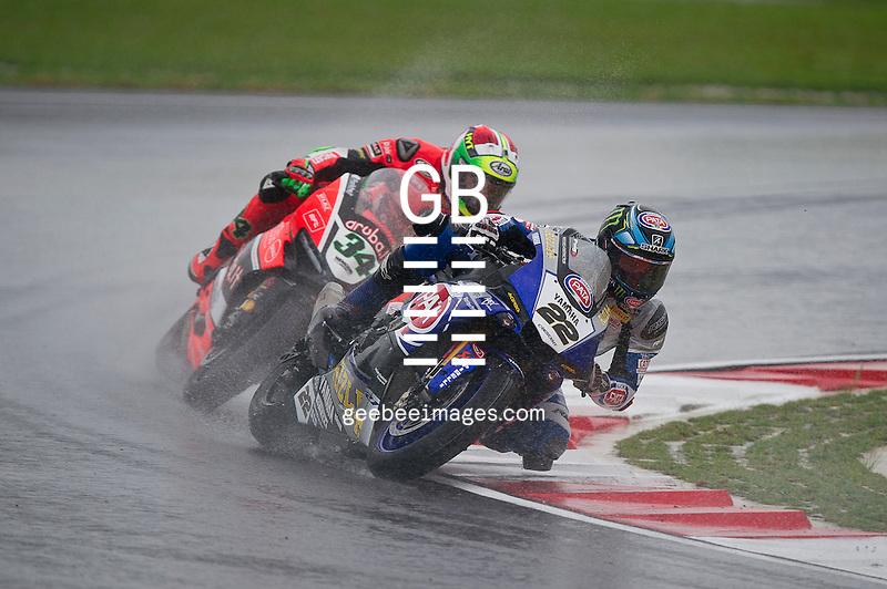 2016 FIM Superbike World Championship, Round 06, Sepang, Malaysia, 13-15 May 2016, Alex Lowes, Yamaha