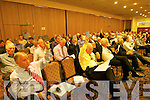 The attendance at the Kerry AGM in the Brandon Hotel, Tralee, on Tuesday   Copyright Kerry's Eye 2008