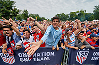 WWC Finals Viewing Party - Lincoln Park - Chicago, IL, July 7, 2019