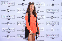 Megan McKenna<br /> at the launch party for Comedy Central's FriendsFest, presented by The Luna Cinema at Haggerston Park.<br /> <br /> ©Ash Knotek  D3146  23/08/2016