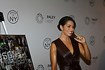 The Paley Center for Media presents Paleyfest Made in NY - Person of Interest - starring Sarah Shahi  - on October 3, 2013 at the Paley Center, New York City, New York. (Photo by Sue Coflin/Max Photos)