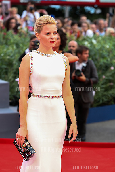 Elisabeth Banks at the Opening Ceremony, premiere of Everest at the 2015 Venice Film Festival.<br /> September 2, 2015  Venice, Italy<br /> Picture: Kristina Afanasyeva / Featureflash