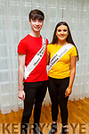 Sorcha Ringland and Matthew Dineen, members of the Tralee Musical Society at their 'Strictly Young Dancing' fundraiser launch in the Ballyroe Heights Hotel on Saturday which is being held on February 9th in Ballyroe Hotel.