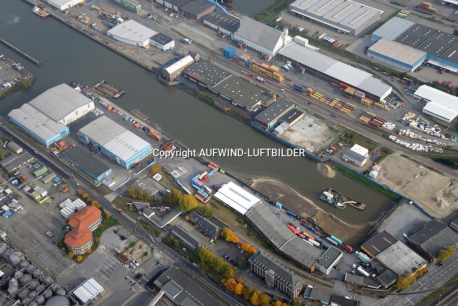 Steinwerder Hafen: EUROPA, DEUTSCHLAND, HAMBURG 24.10.2015 Steinwerder Hafen