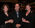 Joyce Tromley, Kevin Cralle and Michelle Montoya during the Sheep Dip 53 Show at the Eldorado Hotel & Casino on Friday night, Jan. 13, 2017.