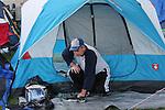 UK Basketball 2011: Tent City