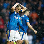 Dejection from Clint Hill