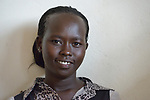 Claire Ayok is a graduate of the Loreto Girls Secondary School in Rumbek, South Sudan. The school is run by the Institute for the Blessed Virgin Mary--the Loreto Sisters--of Ireland. Ayok has worked as an educator about gender based violence, and want to become a physician.