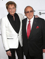 www.acepixs.com<br /> <br /> April 19, 2017 New York City<br /> <br /> Barry Manilow and Clive Davis arriving at the 'Clive Davis: The Soundtrack of Our Lives' 2017 Opening Gala of the Tribeca Film Festival at Radio City Music Hall on April 19, 2017 in New York City. <br /> <br /> By Line: Nancy Rivera/ACE Pictures<br /> <br /> <br /> ACE Pictures Inc<br /> Tel: 6467670430<br /> Email: info@acepixs.com<br /> www.acepixs.com