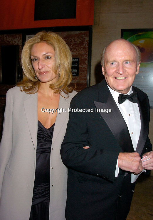 "Jack Welch and new wife Suzy..at the 20th Annual Literacy Partners Gala  ""An Evening of Readings"" on May 3, 204 at the New York State Theatre. ..Photo by Robin Platzer, Twin Images"