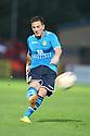 Ross McCormack of Leeds fires in a free-kick<br />  Stevenage v Leeds United - Pre-season friendly - Lamex Stadium, Stevenage - 23rd July, 2013<br />  © Kevin Coleman 2013
