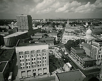 1960 August 29..Redevelopment.Downtown North (R-8)..Downtown Progress..North View from VNB Building..HAYCOX PHOTORAMIC INC..NEG# C-60-5-40.NRHA#..