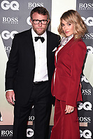 Guy Ritchie and Jacqui Ainsley<br /> arriving for the GQ Men of the Year Awards 2019 in association with Hugo Boss at the Tate Modern, London<br /> <br /> ©Ash Knotek  D3518 03/09/2019