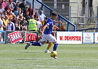 Connor Murray in the SPFL Betfred League Cup group match between Queen of the South and Motherwell at Palmerston Park, Dumfries on 13.7.19.