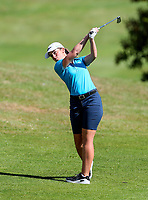 Shardae Bulkeley of Northland. Day one of the Toro Interprovincial Women's Championship, Sherwood Golf Club, Wjangarei,  New Zealand. Monday 4 December 2017. Photo: Simon Watts/www.bwmedia.co.nz
