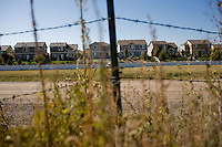 Najibullah Zazi's neighborhood.  Aurora, Colorado.  Zazi was recently extradited to New York to face charges stemming from an alleged plot to build and detonate a bomb in the city.