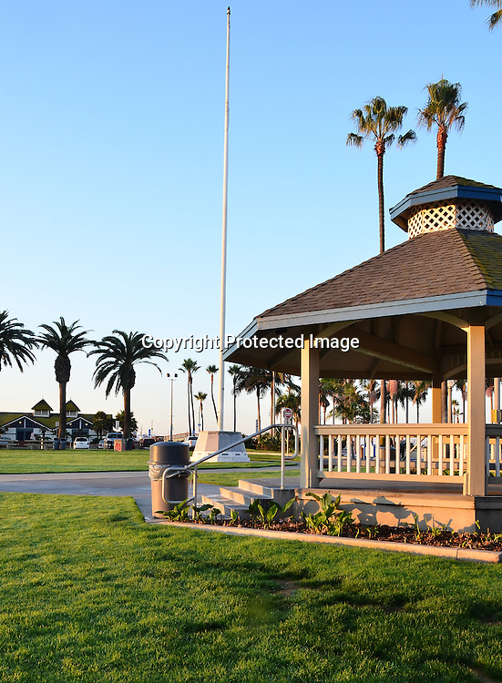 Royalty Free Stock photo of Orange County Newport Beach
