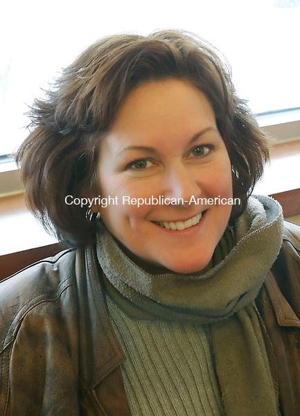 WATERBURY, CT, 03/16/07- 031607BZ03- Joyce Recchia, 49, of Waterbury.<br /> Jamison C. Bazinet Republican-American