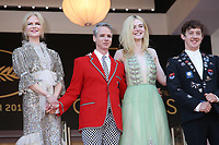 NICOLE KIDMAN, DIRECTOR JOHN CAMERON MITCHELL, ELLE FANNING AND ALEX SHARP - RED CARPET OF THE FILM 'HOW TO TALK TO GIRLS AT PARTIES' AT THE 70TH FESTIVAL OF CANNES 2017 . 21/05/2017, CANNES, FRANCE. # 70EME FESTIVAL DE CANNES - RED CARPET 'HOW TO TALK TO GIRLS AT PARTIES'