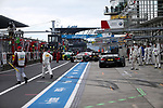 10.09.2017, N&uuml;rburgring, N&uuml;rburg, DTM 2017, 14.Lauf N&uuml;rburgring,08.09.-10.09.2017 , im Bild<br /> Mike Rockenfeller (DEU#99) Audi Sport Team Phoenix, Schaeffler Audi RS 5 DTM , Nico M&uuml;ller (CH#51) Audi Sport Team Abt Sportsline, Playboy Audi RS 5 DTM , Bruno Spengler (CDN#7) BMW Team RBM, BMW Bank M4 DTM <br /> <br /> Foto &copy; nordphoto / Bratic
