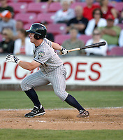 Danny Payne / Eugene Emeralds..Photo by:  Bill Mitchell/Four Seam Images