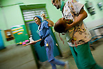 Operation Smile mission in Bolpur, India