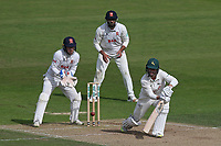 Jake Libby in batting action for Nottinghamshire during Nottinghamshire CCC vs Essex CCC, Specsavers County Championship Division 1 Cricket at Trent Bridge on 12th September 2018