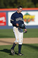 Tyler Greene of the Georgia Tech Yellow Jackets during a 2004 season game against the Southern California Trojans at Goodwin Field, in Fullerton, California. (Larry Goren/Four Seam Images)