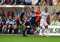 Saturday, 01 September 2012<br /> Pictured: Wayne Routledge<br /> Re: Barclays Premier League, Swansea City FC v Sunderland at the Liberty Stadium, south Wales.