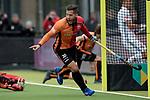EHL - HC Oranje-Rood v AH&BC Amsterdam - 2017